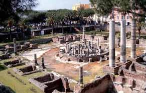 Tempio di Serapide (Macellum)